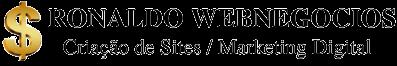 Ronaldo Webnegocios - Criação de Blogs, Sites / Marketing digital